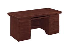 方圆油漆办公桌FY6002