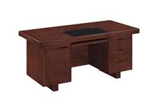 方圆油漆办公桌FY6001
