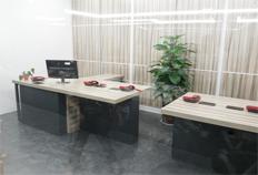 方圆现代钢木办公桌BJ003