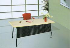 方圆办公家具现代钢木办公桌 FY2048
