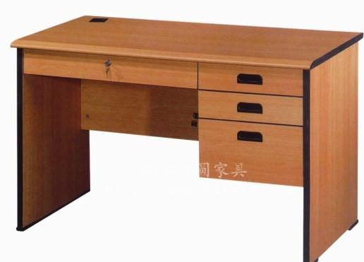 胶板办公桌FY8011