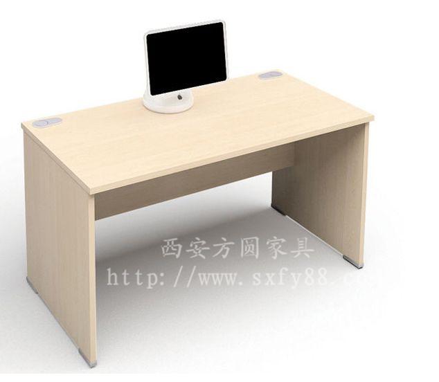 胶板办公桌FY8012