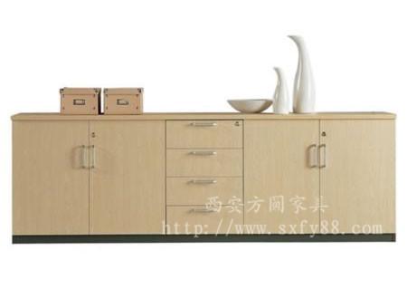 胶板茶水柜FY19005