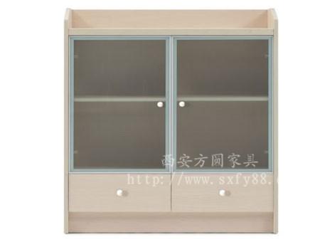 胶板茶水柜FY19007
