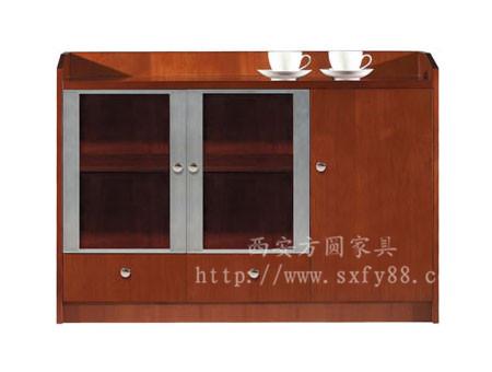 胶板茶水柜FY19009