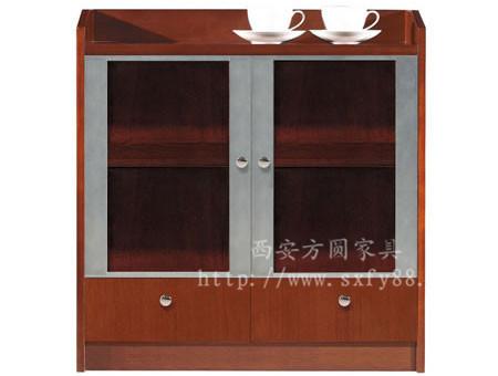 胶板茶水柜FY19010