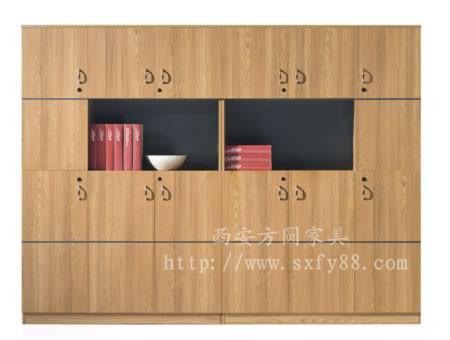 胶板文件柜FY5006