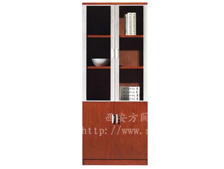 胶板文件柜FY5007