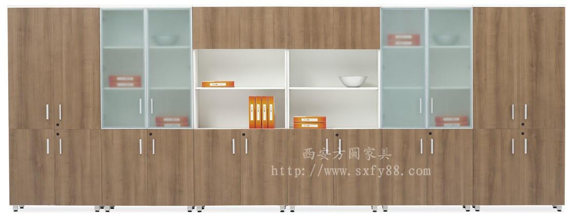 胶板文件柜FY5009