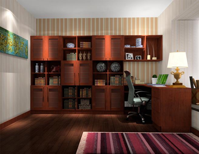 书柜FY52012