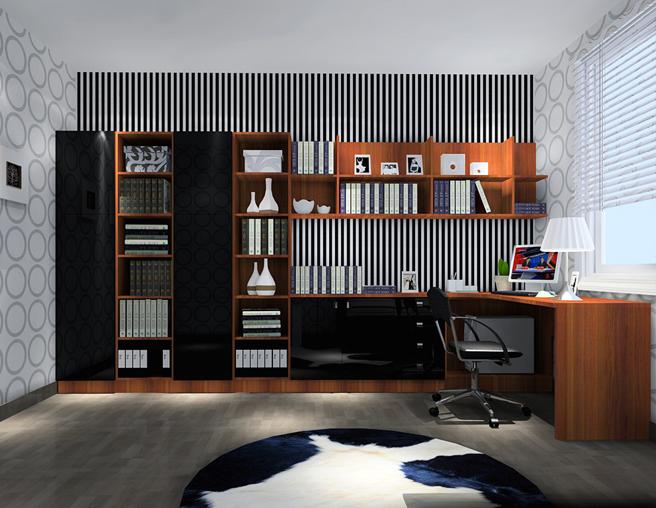 书柜FY52018