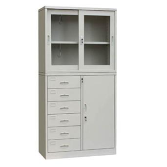 钢制文件柜FY6028