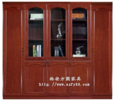 油漆文件柜FY4056