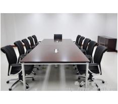 胶板会议桌FY10009