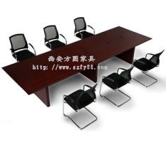 胶板会议桌FY10010