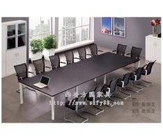 胶板会议桌FY10011