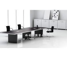 胶板会议桌FY10013