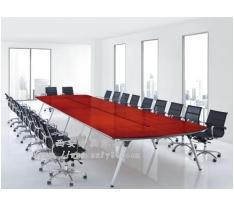 胶板会议桌FY10020